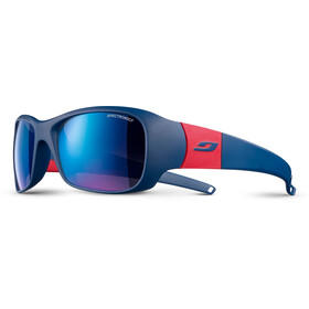 Julbo Piccolo Spectron 3CF Sunglasses Junior 8-12Y Blue/Red-Multilayer Blue